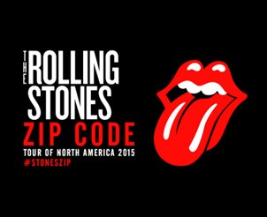 VIP Tickets to The Rolling Stones Zip Code Tour