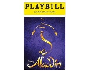 VIP Tickets to Disneys Aladdin and Meet the Cast