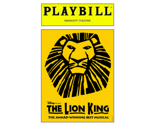 VIP Tickets to Disneys The Lion King and Meet the Cast