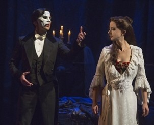 Go Behind the Scenes Phantom of the Opera House Seats and Backstage Tour with
