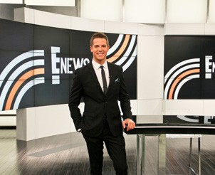 Get the Scoop A Day at E Channels Studio and a Private Tour Led by the Anchor of E News Weekend