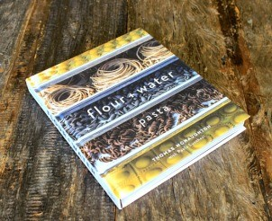 Hand Signed Copy of Flour and Water Pasta
