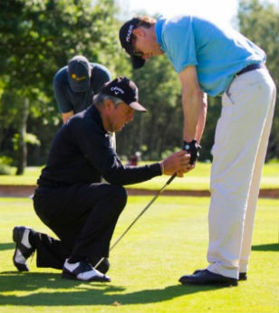 Clinic for 15 at GlenArbor Golf Club in New York