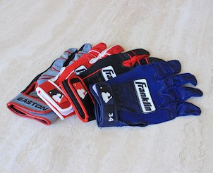David Ortiz Game Worn Batting Gloves