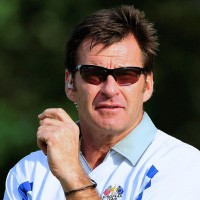 Sir Nick Faldo - Golf