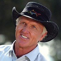 Greg Norman - Golf