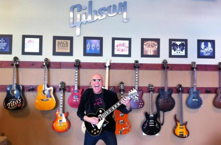 Private or Group Instruction with Gibson Guitar Artist Lindsey Boullt: In San Francisco, California