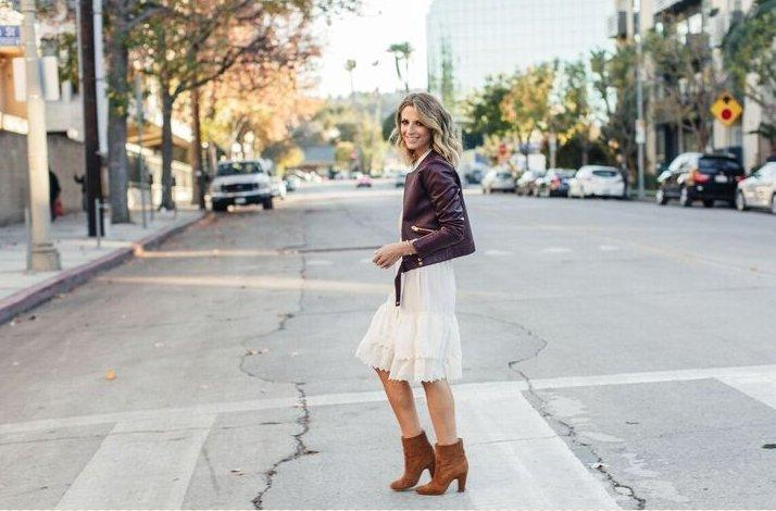 Fall Back in Love with Your Clothes: In Los Angeles, California