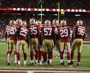 VIP Access to a 49ers Game plus Tickets