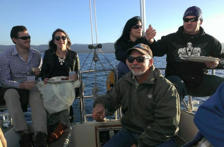 Private 2-Hour Monterey Bay Dinner Cruise: In Monterey, California
