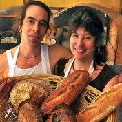 Jonathan Stevens and Cheryl Maffei - James Beard Shop