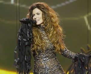 Meet Shania Twain On Her Summer Tour
