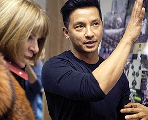 Prabal Gurung NY Fashion Week Insider Access for Two
