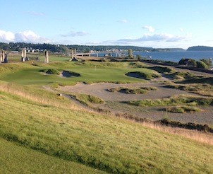 Two Day Golf Trip to Chambers Bay and Tacoma CC with Top 50 Instructor Brian Mogg