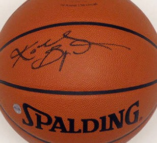 Personalized and Hand Signed NBA Basketball