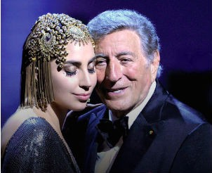 Lady Gaga and Tony Bennett VIP Concert Ticket Package