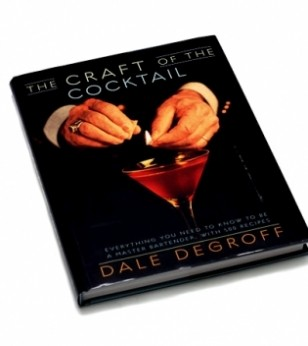 Signed & Personalized Copy of The Craft of the Cocktail