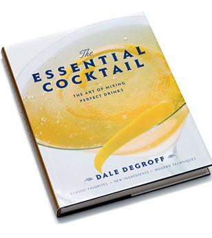 Signed & Personalized Copy of The Essential Cocktail