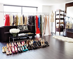 Go to Lunch with Rachel and Enjoy a Private Tour of Her Fashion Headquarters