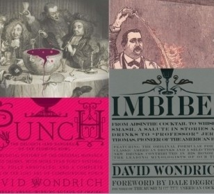 Personalized & Signed Copies of Punch and Imbibe!