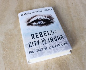 Signed Copy of Rebels City of Indra The Story of Lex and Livia