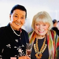 Cecilia Chiang & Margrit Mondavi - Food