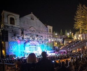 The Mountain Winery Summer Concert Series