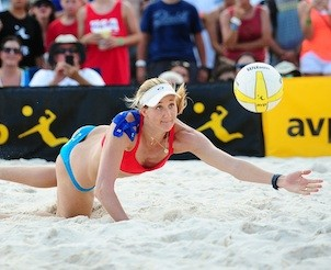 Volleyball Clinic with Kerri Walsh Jennings