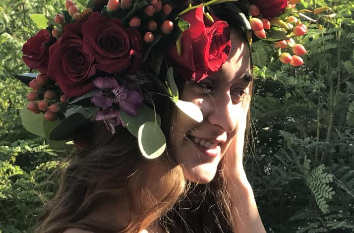Create Your Own Floral Headwear with the Founder of the Las Vegas School of Floral Design: In Las Vegas, Nevada