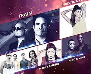 See Train Christina Perri Mary Lambert and More at My Big Night Out