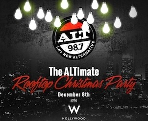 ALTimate Christmas Party with Cold War Kids Bush Banks Fitz and the Tantrums and More