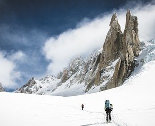 Guided Ski Adventure of Europes Must Do Haute Route