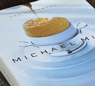 Personalized & Signed Michael Mina Cookbook