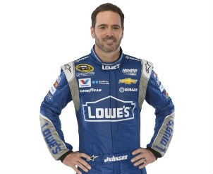 Meet Racing Superstar Jimmie Johnson with an Ultimate NASCAR Pit Pass