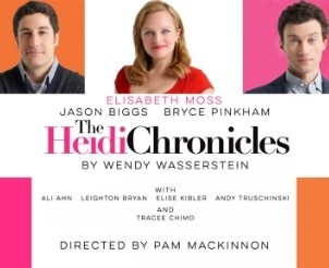 Tickets to The Heidi Chronicles and Backstage Access to Meet Elisabeth Moss