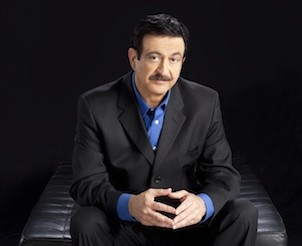 Dinner at Mortons with George Noory Plus Studio Tour